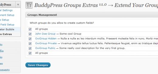BPGE: админка выбора групп