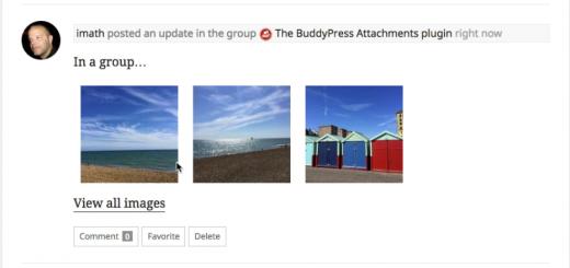 BP Attachments - Activity Stream